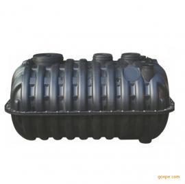 农村旱厕改造蹲便器 坐便器 冲厕器桶 双翁式三格化粪池