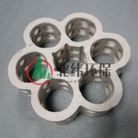 陶瓷七孔连环,七孔连环规整填料