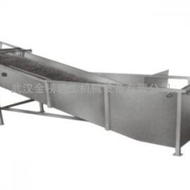 武汉金榜CXJ循环使用360度旋转冲浪式洗果机系列