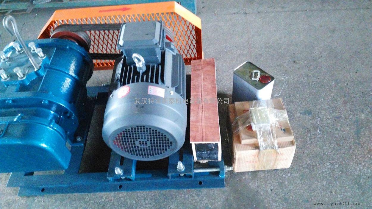 罗茨真空泵|无油罗茨式真空泵