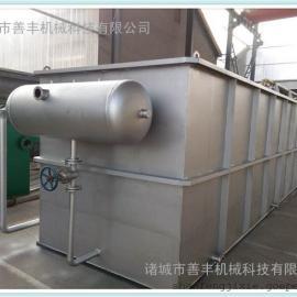 油田钻井污水处理,含油废水处理,碳钢、不锈钢溶气气浮机