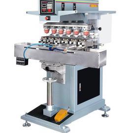 供应200型GN-132AEB环保六色转盘油盅移印机