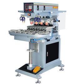 GN-127AEB四色转盘油盅移印机 安装调试培训售后一条龙