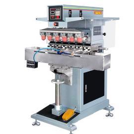 厂家出售坚固耐用东莞移印机GN-132AL六色油墨移印机