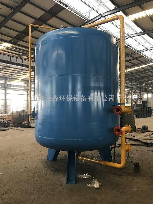 机械过滤器-多介质过滤器-石英石过滤器-活性炭过滤器