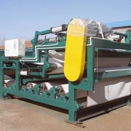 污泥脱水机 带式压滤机 三网带式压滤机 污泥浓缩压滤机