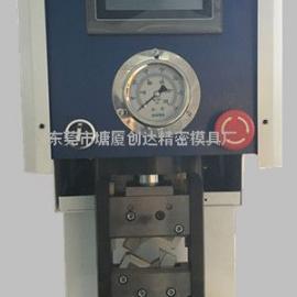 厂家直销新一代伺服版免换模液压端子机 管状端子六边形压接机