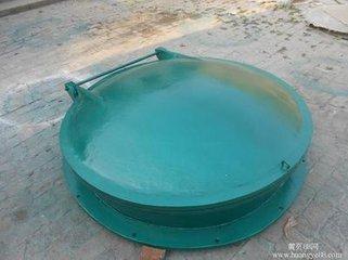 防倒灌污水处理玻璃钢拍门