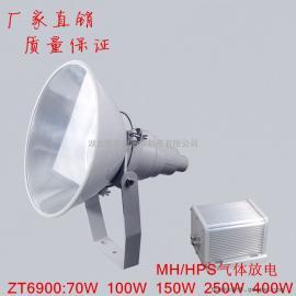 ZT6900-J70防水/防尘/防震/三防灯_大型工地施工照明/MH气体放电