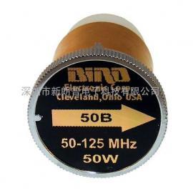 50W 50-125MHz探头50B鸟牌Bird