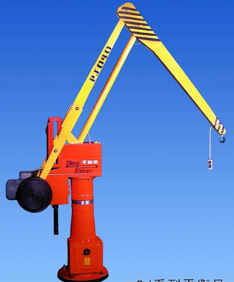 200kg平衡吊组成 平衡吊物料取料机 机械加工流水线折臂吊平衡吊