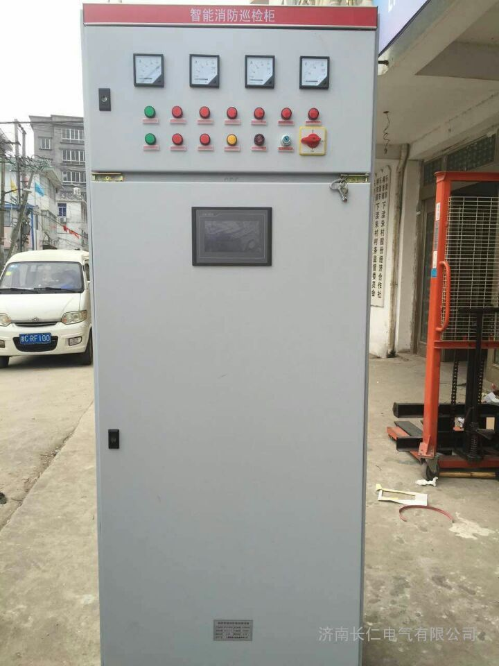 消防泵控制柜和电源系统的组件性能要求