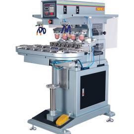 四色转盘移印机 杰尔厂家直销 安装调试培训GN-127AB
