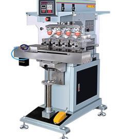 热销供应四色高质量移印机 GN-128AL特价移印机