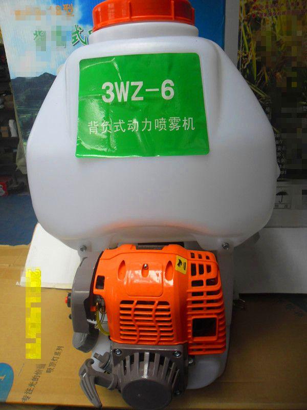 背负动力式喷雾机