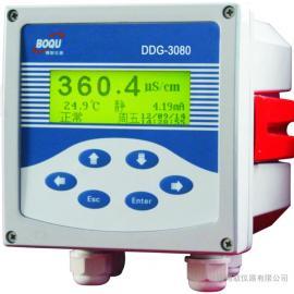 上海博取�x器�水在����率�x,DDG-3080
