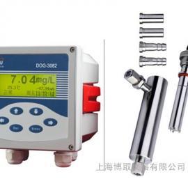 上海博得产品纯水在线溶氧仪,DOG-3082