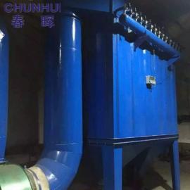 化工厂专用上料除尘器@投料口单机布袋除尘器10毫克达标
