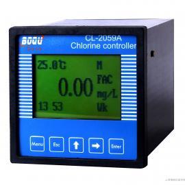 上海博取仪器在线余氯分析仪,CL-2059A