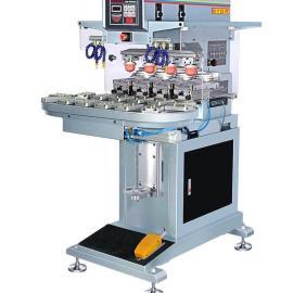 长期批发多色立式气动移印机 GN117AB塑料适用精密移印机