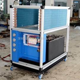 镀膜循环水降温设备(工业冷水机)