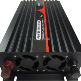 供应太阳能逆变器 高频纯正弦波逆变器2000W直流12V转交流220V