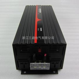 纯正弦波逆变5000W 12V24V48V太阳能家用逆变器厂家批发性价高