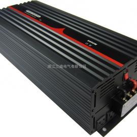 纯正弦波逆变器6000W 逆变器家用太阳能发电系统 高频车载逆变器