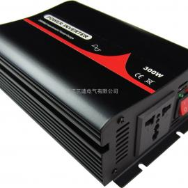 厂家直销 300W太阳能逆变器 车载逆变器 12V24V48V离网逆变器