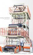 电池隔膜生产工艺的冷却定型装置(冷却系统)