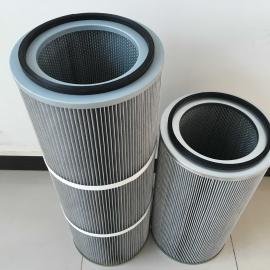 3290防静电除尘滤芯 防静电覆膜除尘滤芯