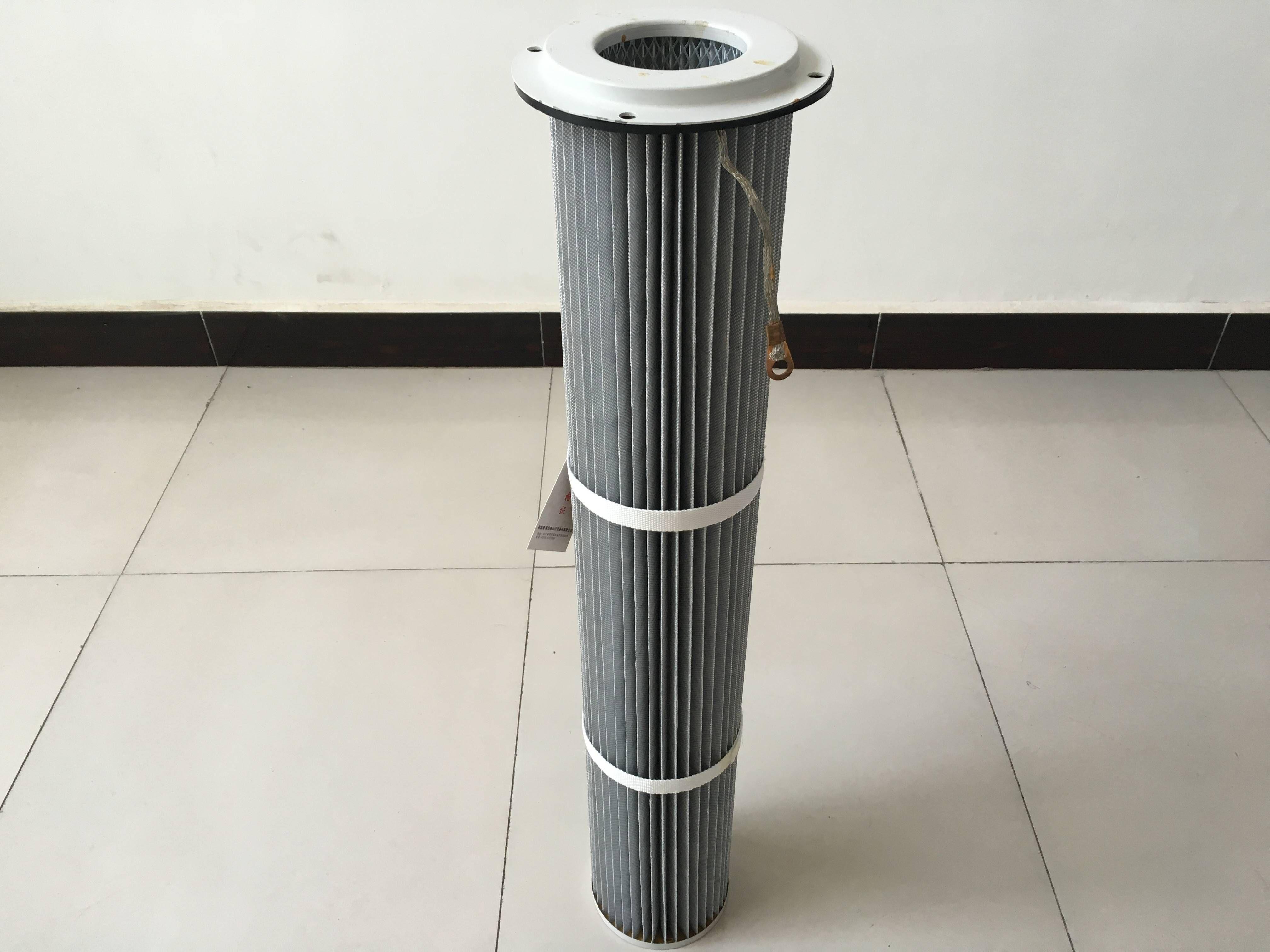 3566PTFE覆膜除尘滤芯