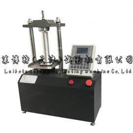电动数显土工合成材料厚度仪 土工布厚度仪 液晶显示数据