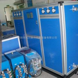 耐酸碱降温设备(水冷式冷水机)