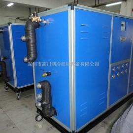 冷却水循环降温机(水冷式冷水机)