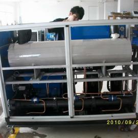 水冷式电镀冷水机
