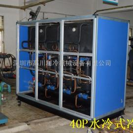 电镀液冷却系统(水冷式冷水机)