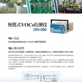 日本dkk挥发性有机化合物(VOCs)监测系统