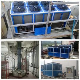 风冷式螺杆冷水机组厂家参数、型号、工作原理、工程案例