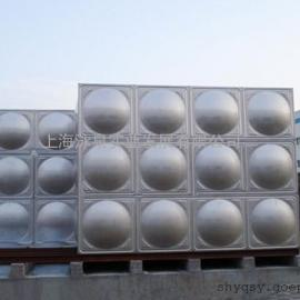 太阳能水箱不锈钢保温水箱订做加工-上海泳泉