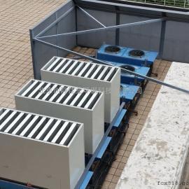 北京创静佳业,专业生产空调声屏障,空调隔音墙,空调隔音屏