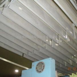 北京创静佳业,本行生产厂房吸声板,机房吸音片,室内避免乐音