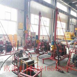 直销分体式山地钻机 ON-30型山地钻机爆破孔山地钻机厂家