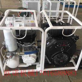 厂家直销山地钻机 便携式地质勘探气动钻机 可拆分气动钻机