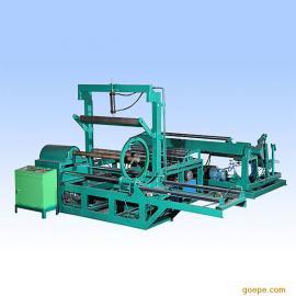 600型纸管平卷机