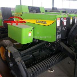 方捆打捆机厂家 玉米秸秆打捆机多少钱
