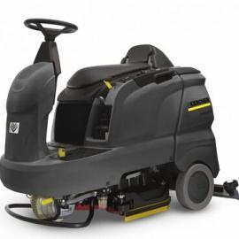 供应苏州德国凯驰B90R驾驶式洗地吸干机 苏州洗地机厂家