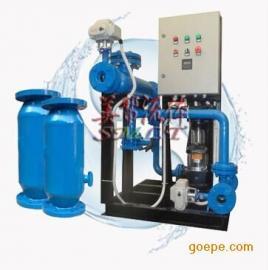冷凝器在线清洗装置,冷凝器清洗系统