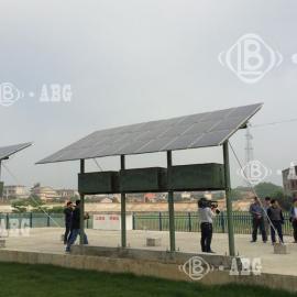 太阳能-农田水利灌溉生活污水处理设备