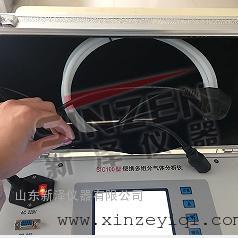 手提式多组份(参数)气体分析仪